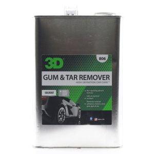 sản phẩm tẩy băng keo nhựa đường gum tar remover