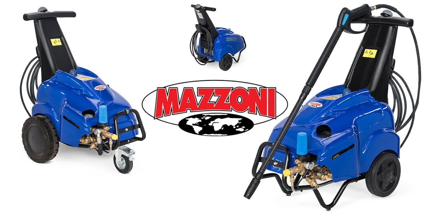 Máy rửa xe Mazzoni
