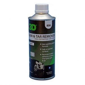 Sản phẩm tẩy băng keo nhựa đường Gum tar remover 16oz