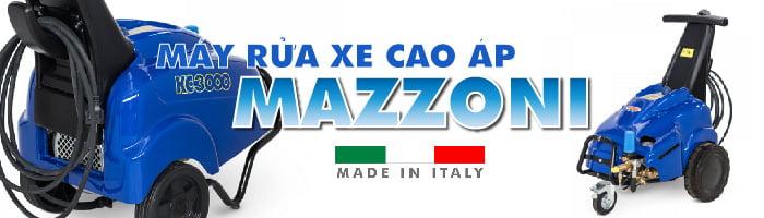 Máy rửa xe cao áp Mazzoni
