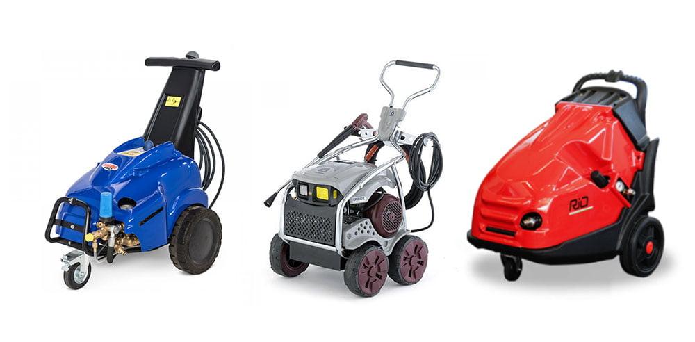 Các model máy rửa xe Motor cảm ứng từ nhập khẩu từ Italy