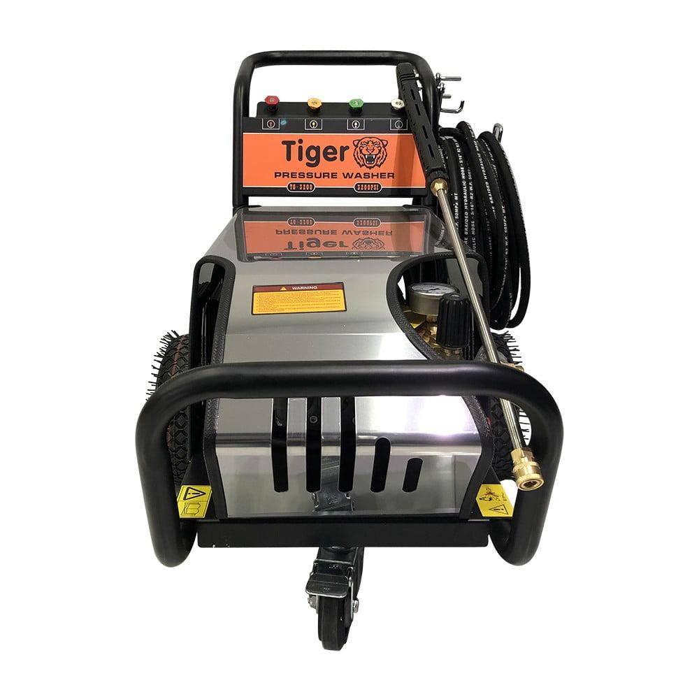 Máy rửa xe cao áp tiger TG 3200 TTS