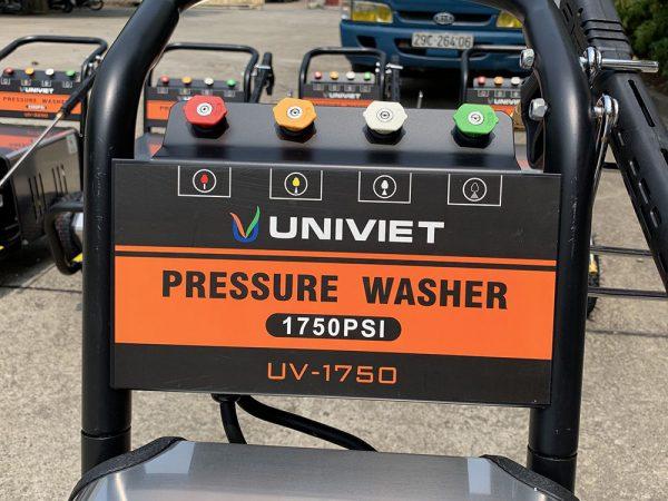 Máy rửa xe cao áp UNIVIET UV-1750