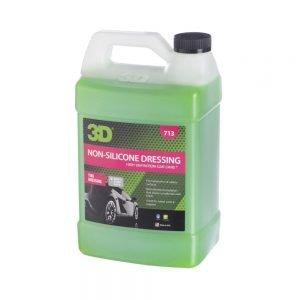 Sản phẩm dưỡng nhựa cao su lốp máy ngoại thất Non silicone 1 gallon
