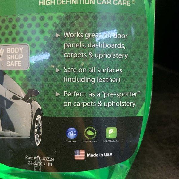 Sản phẩm tẩy rửa đa năng 3D All Purpose Cleaner