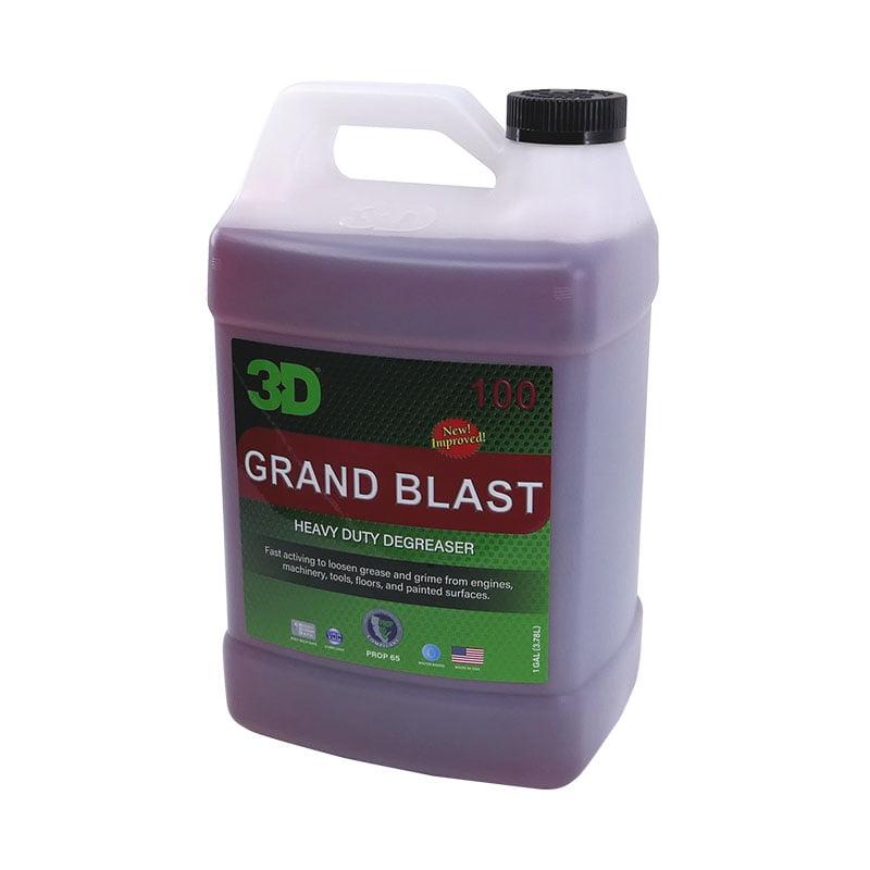 Sản phẩm dung dịch rửa khoang máy ô tô Grand Blast 1 Gallon