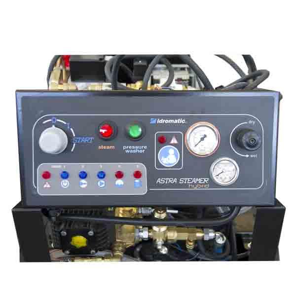 Máy rửa xe hơi nước nóng - lạnh ASTRA HYBRID