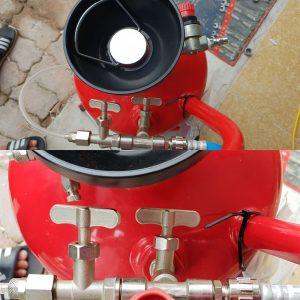 Bình phun bọt tuyết Idrobase 24L