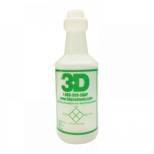 thân bình xịt in hình 3D