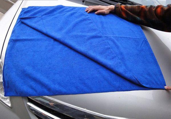 Khăn phủ nội thất ô tô 60x160 cm