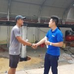Lắp đặt chọn bộ thiết bị rửa xe tại huyện Đồng Phú, tỉnh Bình Phước