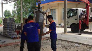 Lắp đặt Trạm rửa xe Thanh Trà Auto