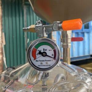 Máy hút dầu nhớt bằng khí nén HPMM HC-2097