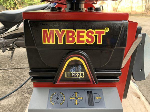 Máy ra vào lốp ô tô MYBEST GS24