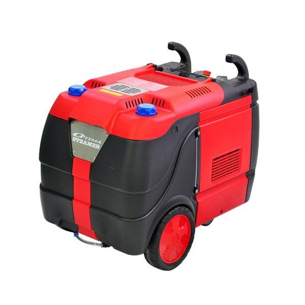 Máy rửa xe hơi nước nóng Optima Steamer XE