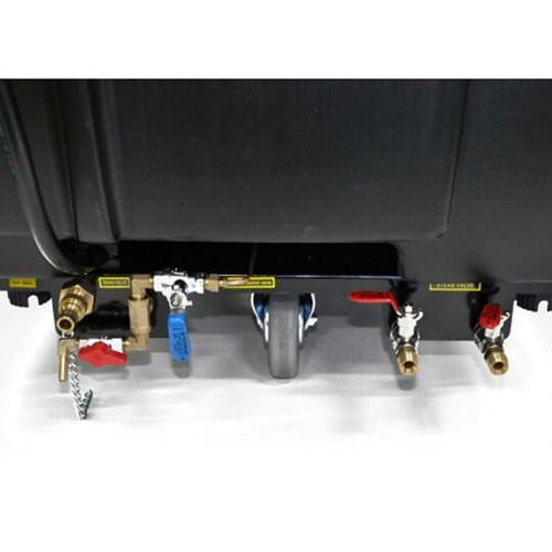 Máy rửa xe hơi nước nóng Optima Steamer