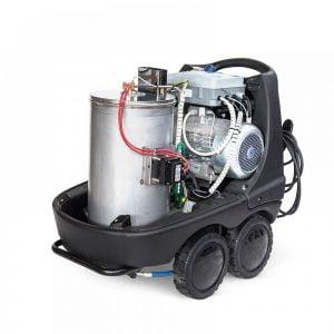 Máy rửa xe nước nóng lạnh Mazzoni W6000