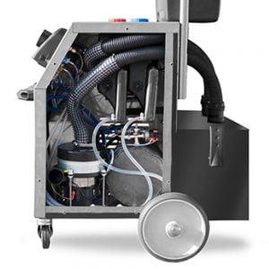 Máy dọn nội thất bằng hơi nước nóng Idromatic Endura