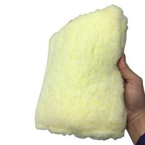 Miếng rửa xe lông cừu 40x40 cm