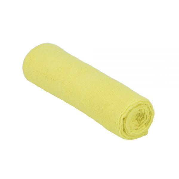Khăn Microfiber lau nội thất màu vàng 3D G-38Y