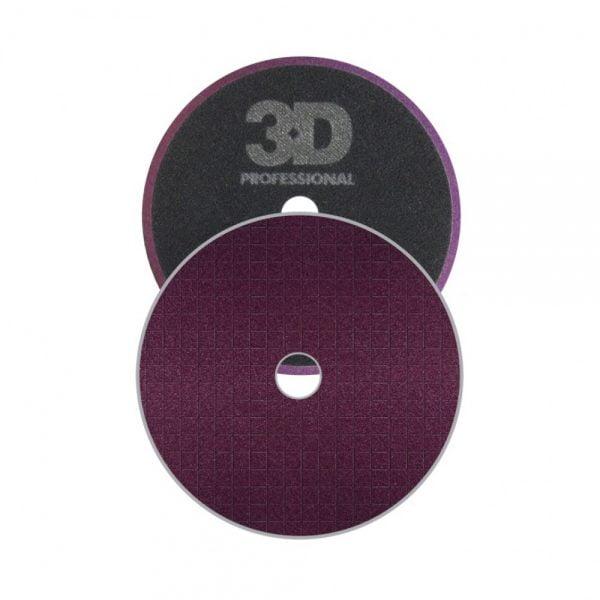 Phớt mút bước 1 6,5 inch hình mạng nhện 3D K-56SDP