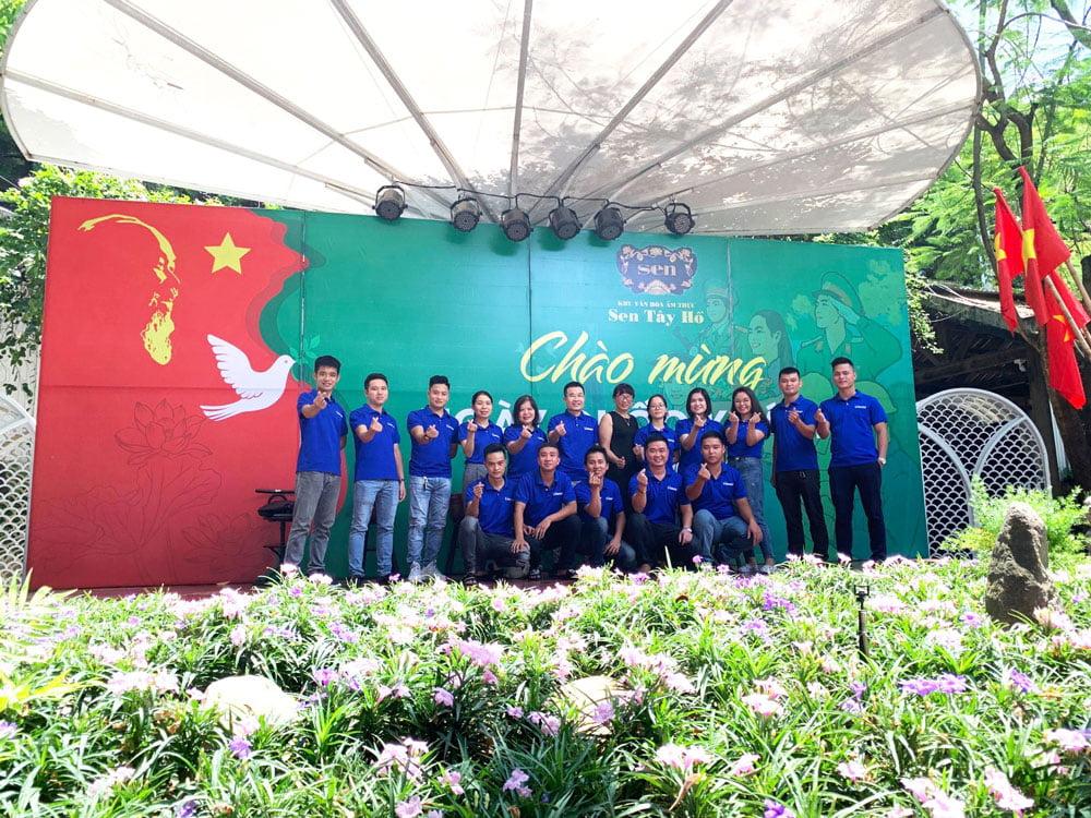 Công ty Uni Việt hoạt động chào mừng ngày 2-9