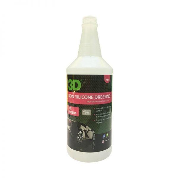 Thân bình xịt hóa chất dưỡng nhựa, cao su 3D C-03713