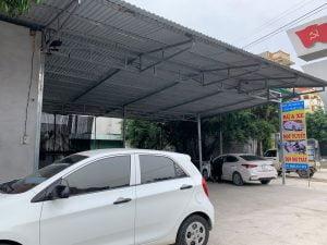 Lắp đặt trọn bộ thiết bị rửa xe cho trạm ở Ninh Bình