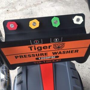 Máy rửa xe cao áp Tiger TG-1200P