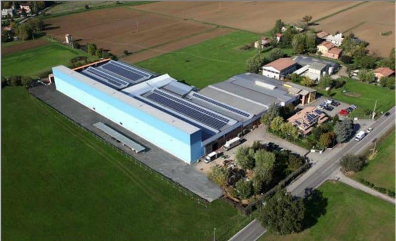 Nhà máy sản xuất Mazzoni