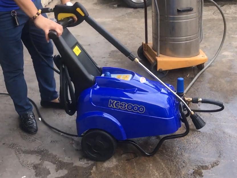 Máy rửa xe Mazzoni KC3000